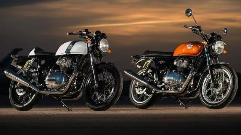 Royal Enfield bikes enjoy a huge following both domestically and internationally.