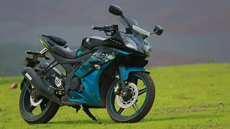It featured a 149cc liquid-cooled, fuel-injected motor which was good for 17PS of power and 15Nm of torque.