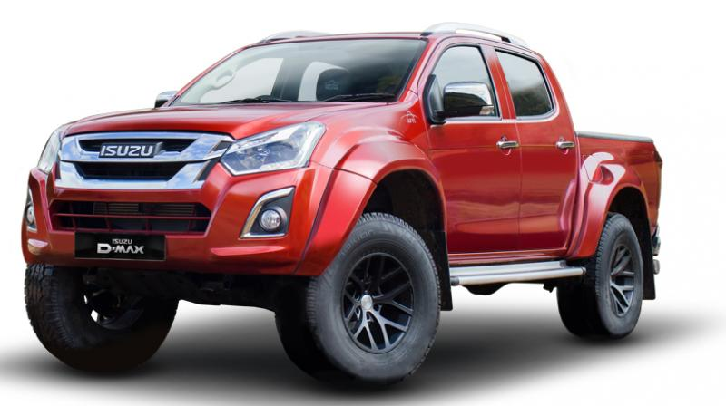 The D-Max price range is currently between Rs 7.1 lakh and Rs 15.82 lakh.