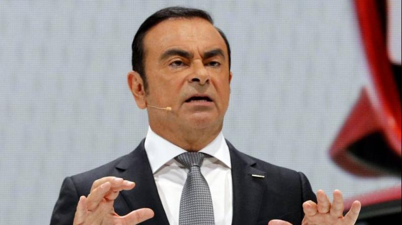 Prosecutors are looking into allegations that Ghosn funnelled some USD 15 million in Nissan funds to a dealership in the Middle East. (File Photo)