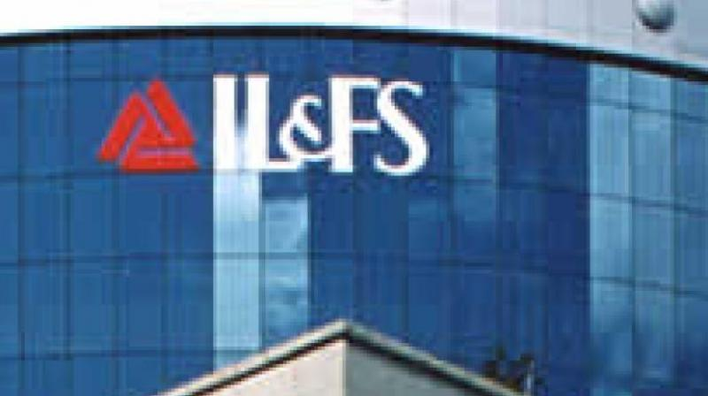 Shares of IL&FS Investment Managers were trading 3.94 per cent lower at Rs 6.59 apiece on BSE.