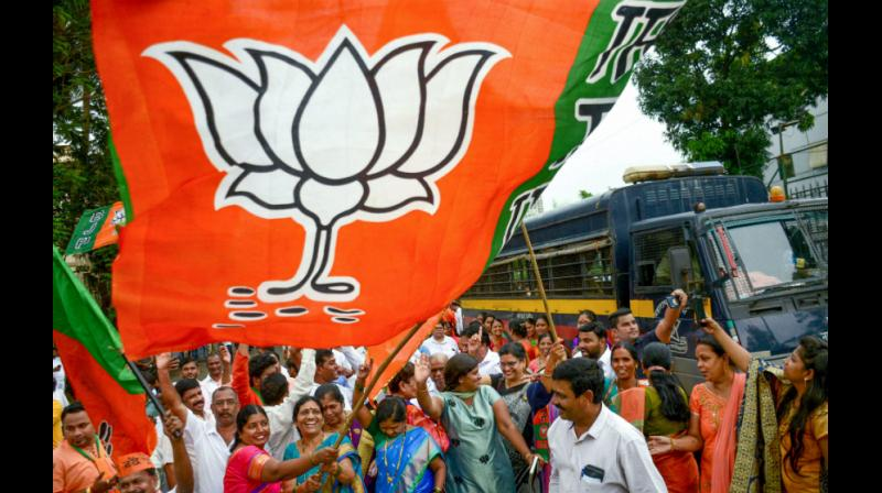 In separate letters to both Bachegowda fighting from Hoskote assembly constituency and Urs from Vijayanagara, the BJP said their contest against the party's official candidates was being considered as anti-party activity. (Photo: PTI | Representational)