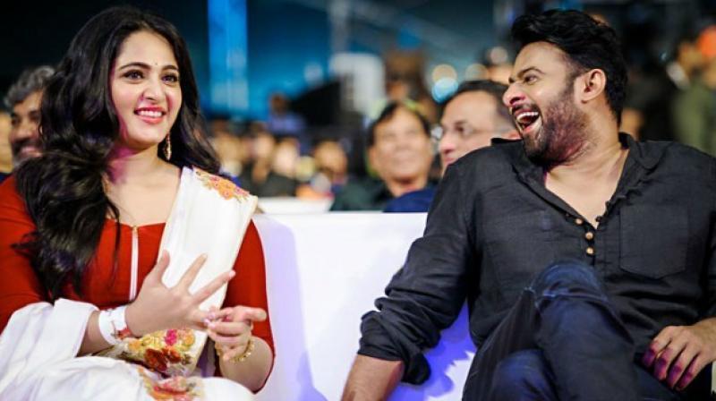 Prabhas lauded the teaser of Anushka Shetty's 'Bhaagamathie.'