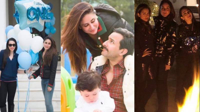 The Kapoor and Pataudi family celebrated the first birthday of Saif Ali Khan and Kareena Kapoor Khan's son Taimur Ali Khan in grand style. (Photo: Instagram)