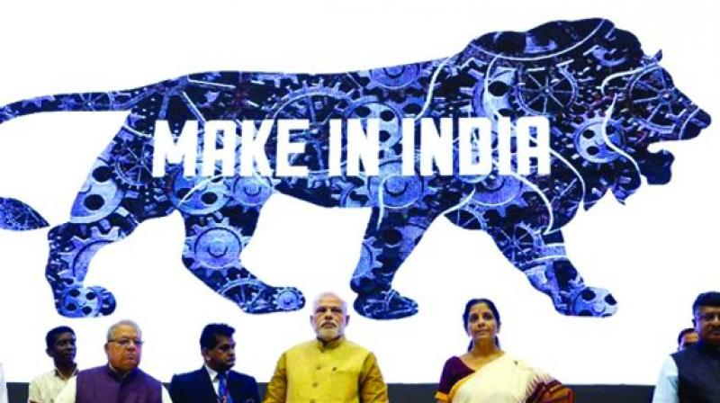 Indian economy has witnessed radiant growth in IT and manufacturing sectors.