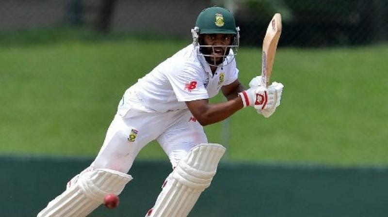 South Africa A captain Temba Bavuma on Wednesday said he wants to 'embrace the responsibility' he has got of leading the team in the ODI series against India A. (Photo:AFP)