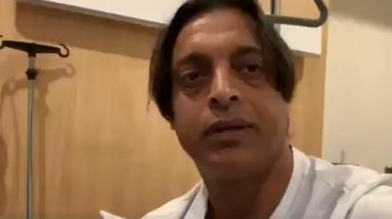 At present, the 44-year-old Shoaib Akhtar has his own YouTube account wherein he shares his cricketing knowledge to his fans as well his opinions on several topics revolving cricket. (Photo: Shoaib Akhtar/Twitter)