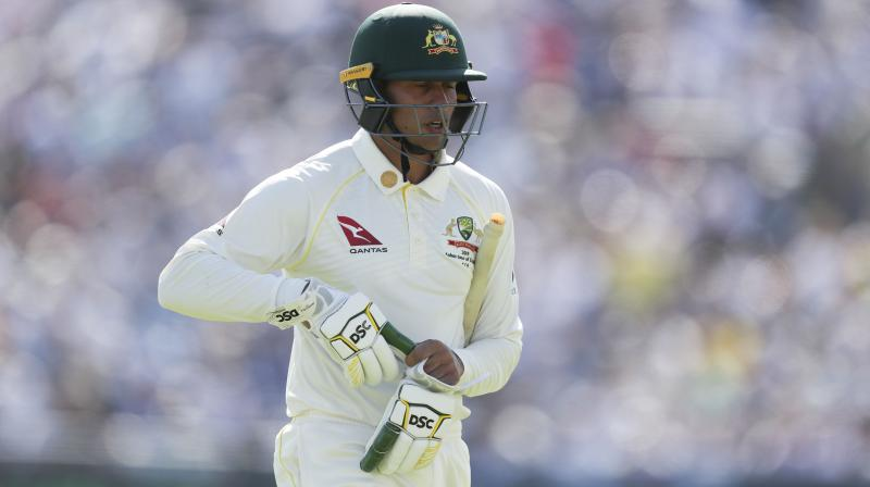 Australia star Smith returns but waits to bat against Derbyshire