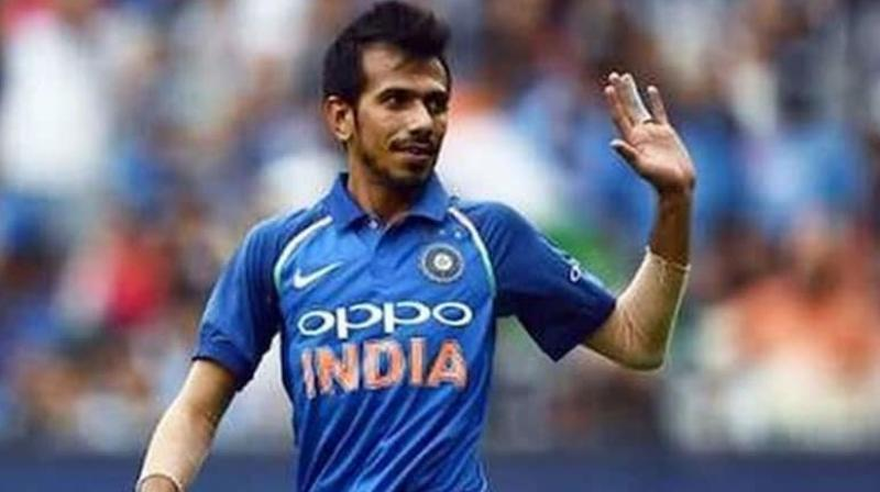 Yuzvendra Chahal scalped two wickets for India and he was the key bowler as he put a hold on Bangladesh's run-rate. (Photo: AFP)