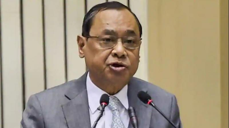 Chief Justice of India Ranjan Gogoi (Photo: PTI)