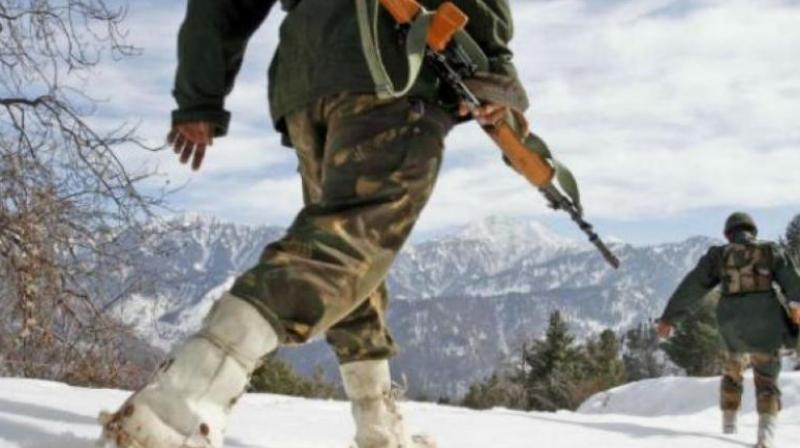 India said that the incident was discussed by the local army commanders of the two sides. (File Photo)