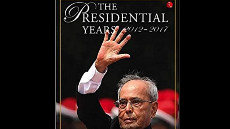 Cover image of the book titled The Presidential Years