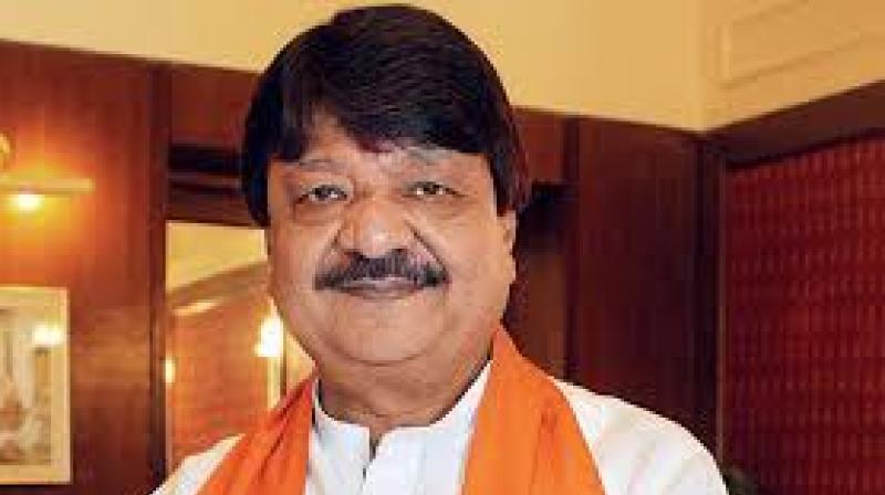 BJP leader Kailash Vijayvargiya (Photo: File)