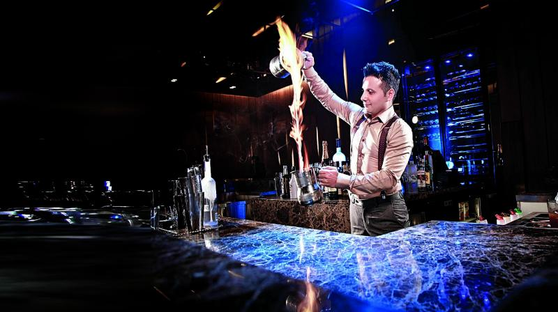 With the cocktail scene exploding, bartenders and mixologists will continue to be important people behind bars.