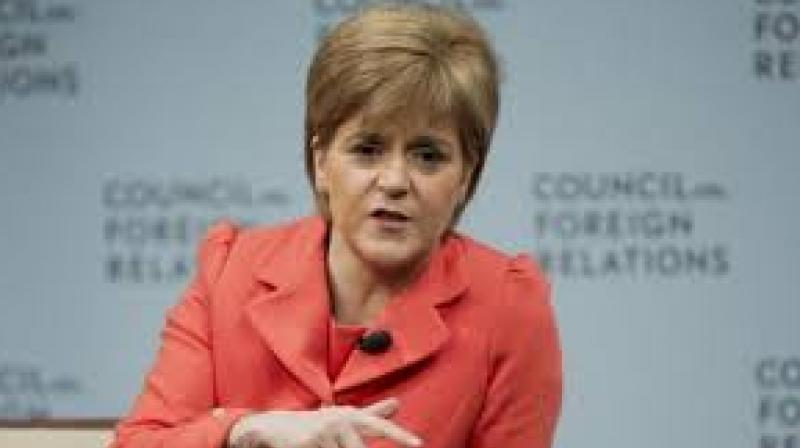 Nicola Sturgeon (Photo: AP)