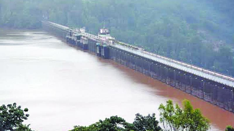 When completed, the Gargai dam project will supply 440 million litre water daily to the city. (Representational image)