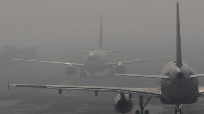 There has been a forecast of clear skies along with moderate fog in the morning. (Photo: PTI/File)