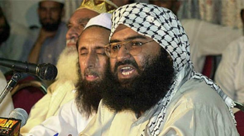 Jaish-e-Mohammed chief Maulana Masood Azhar. (Photo: AP)