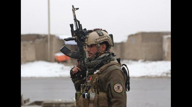 Two security officials confirmed that members belonging to foreign forces present at the base were safe as the Taliban could not breach walls of their compound. (Photo: AP | File))