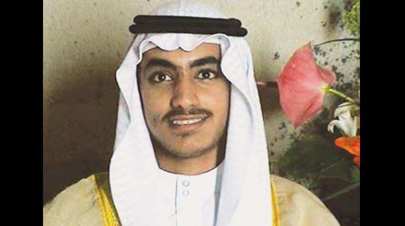 "The announcement comes after the US government offered a USD 1 million reward for information leading to Hamza bin Laden's capture as part of its ""Rewards for Justice"" program. (Photo: AP 