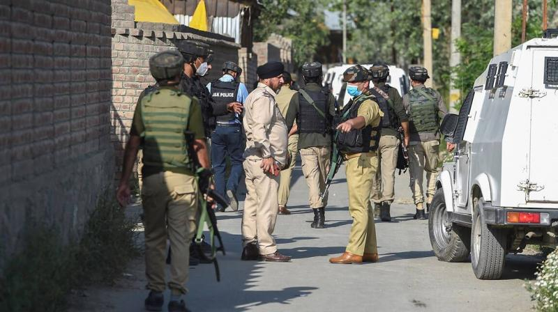The agency alleged that several terror acts, including the killings of numerous innocent civilians and security personnel, were carried out, unleashing a reign of terror in the Kashmir Valley, thereby challenging the writ of the state. (Representational image: PTI)