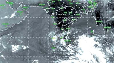 Low pressure area formed in BoB, Odisha likely to get light to moderate rainfall on Dusshera Day