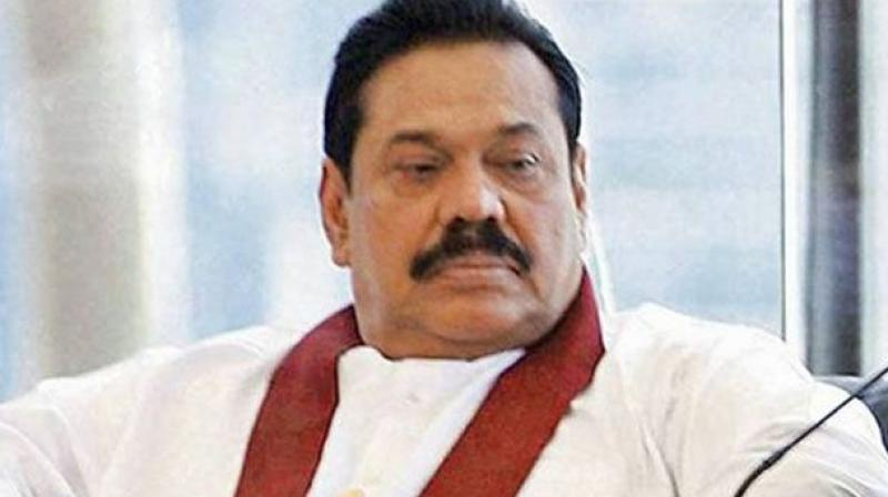 Mahinda Rajapaksa (Photo: AP)