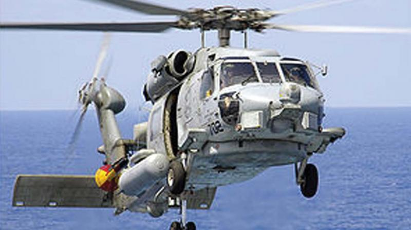 The US Navy has deployed these helicopters as its primary anti-submarine warfare and anti-surface weapons system.