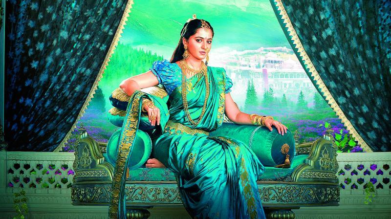 Anushka Shetty in Baahubali: The Conclusion