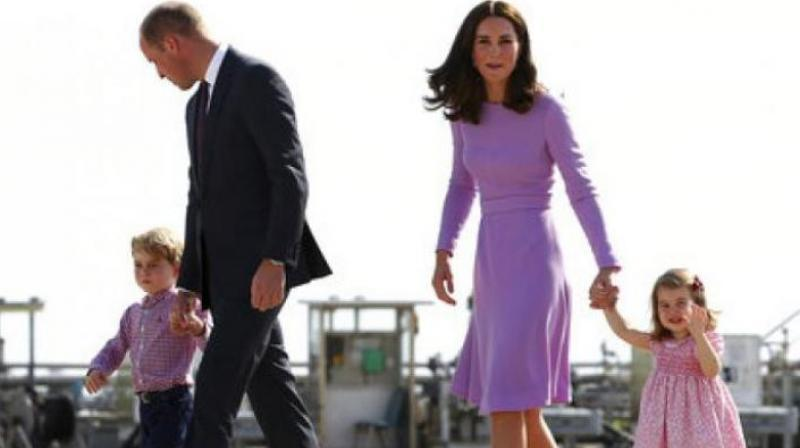 According to sources, the Duke and Duchess of Cambridge won't know whether they are having a boy or a girl until the baby is delivered. (Photo: AP)