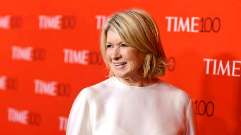Martha Stewart is partnering with Canada's Canopy Growth to launch a line of CBD products. (Photo: AFP)