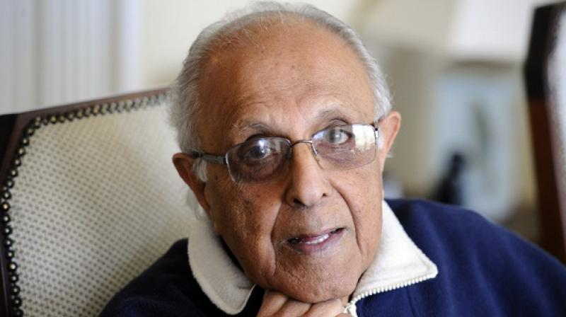 Kathrada spent 26 years and 3 months in prison, 18 of which were on Robben Island. (Photo: AFP)