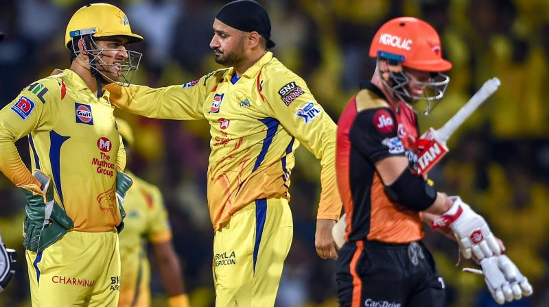 With this win, Chennai Super Kings once again reached the pole position in the IPL league standings with 16 points. (Photo: PTI)