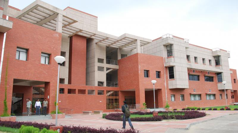 The complainant had also written a strongly-worded e-mail to the IIT director and the head of aerospace engineering department, Prof AK Ghosh, drawing their attention towards alleged harassment. (Photo: iitk.ac.in)