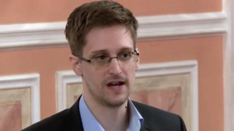 Edward Snowden. (Photo: AP)