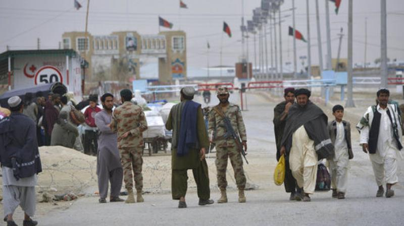 The attack comes as Taliban insurgents intensify their annual spring offensive and their strength is growing, more than 15 years after they were toppled from power in a US-led invasion. (Photo: Representational/AP)