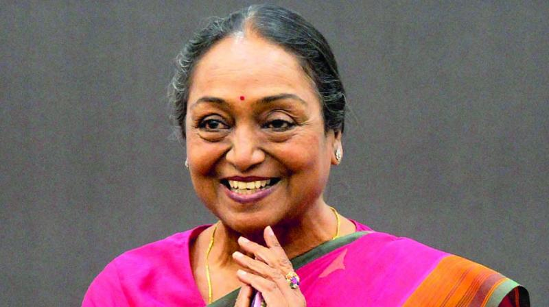 Meira Kumar (Photo: G.N. Jha)