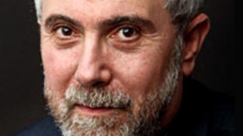 Nobel Laureate Paul Krugman said demonetisation could have shrunk Indian economy but it did not. (Photo Credit: Twitter)