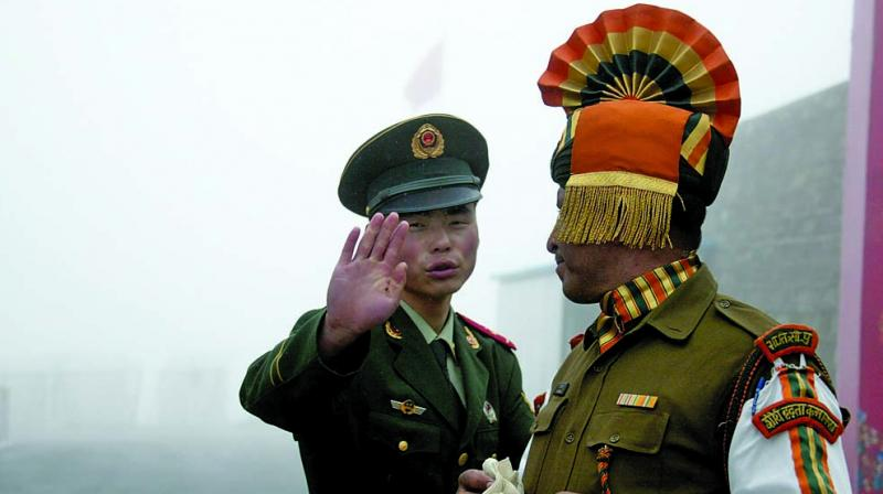 Old Monk Rum is a much sought after item among the Chinese soldiers. (Photo:  AFP)