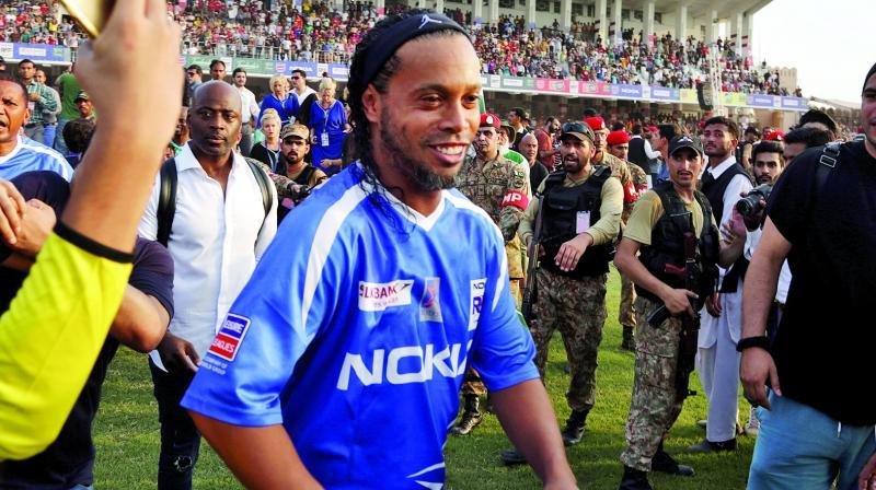 Ronaldinho (Photo: AP)