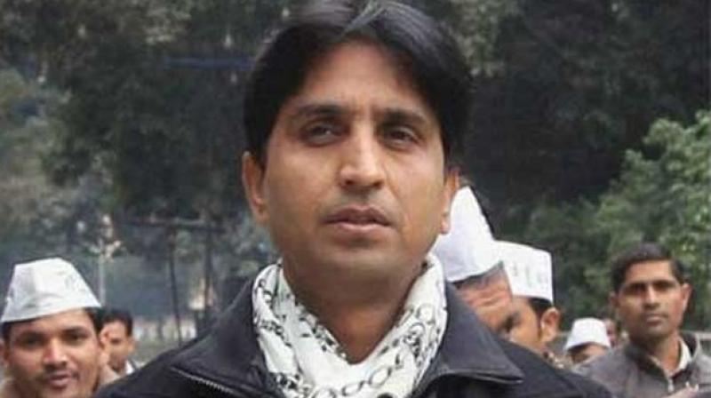 AAP leader Kumar Vishwas. (Photo: PTI/File)