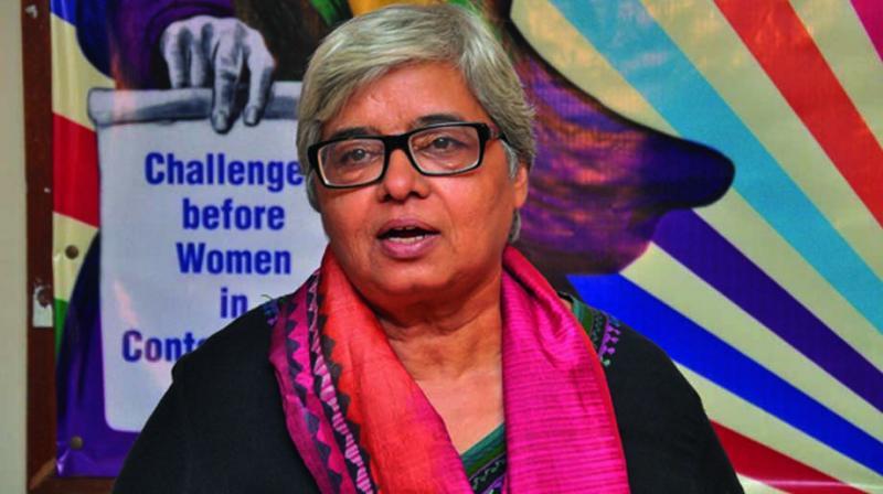 Shabnam Hashmi
