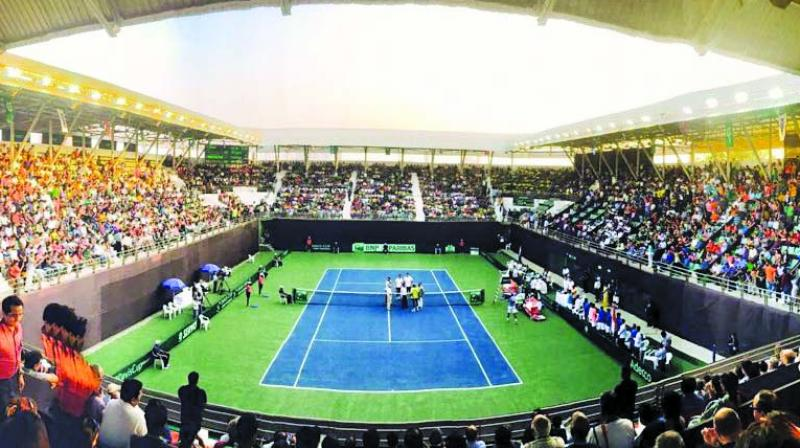 he Maharashtra Open can be a game changer in the state, which has been hosting several tennis tournaments in recent years, but hasn't organised a major ATP Tour event of this magnitude.
