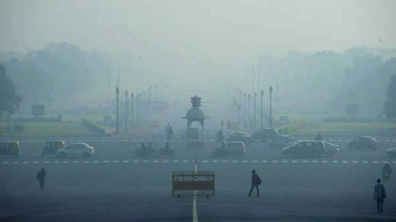 As per the Safar analysis, in Delhi, around 7.6 per cent of the particulates are made of black carbon.