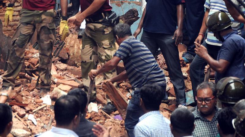 Disaster Management Group (Photo: Abhijit Mukherjee/Representational Image)