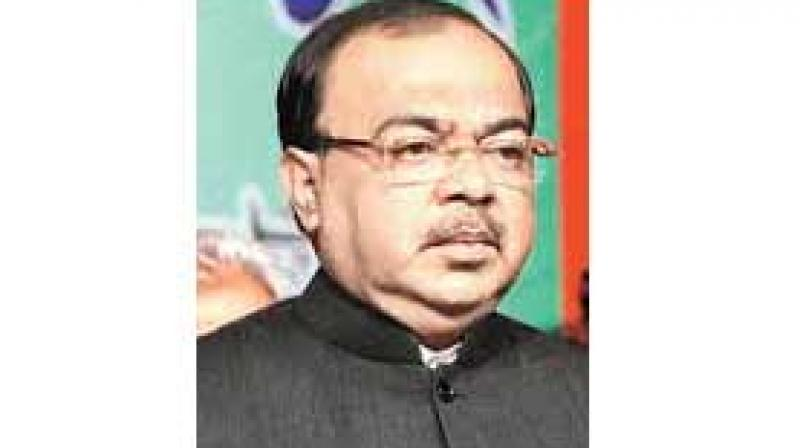 Chatterjee, a four-time TMC MLA, had joined the BJP along with Banerjee in New Delhi on August 14. (Photo: File)