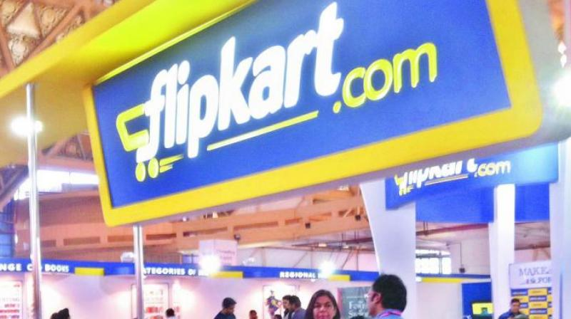 In India, 100 per cent foreign direct investment (FDI) is allowed in e-commerce for marketplaces.