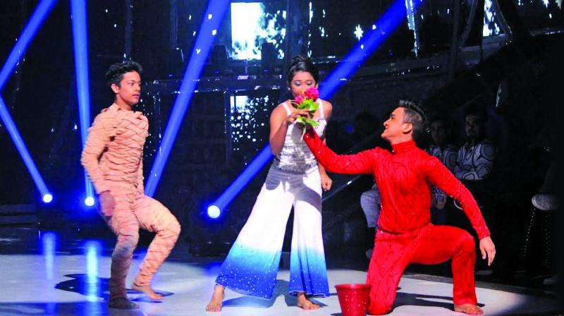 A still from Jhalak Dikhla Jaa
