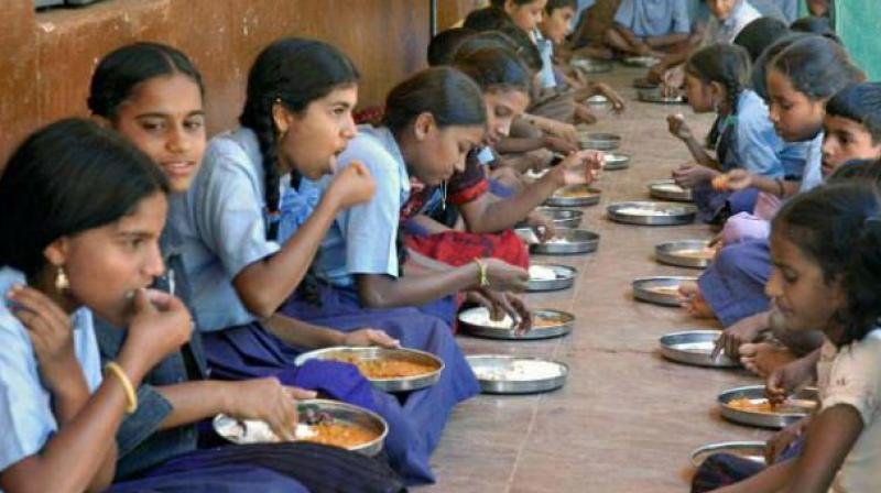 An RTI reply has revealed that about 80 to 90 per cent of the meal samples collected for laboratory testing between 2010 and 2014 failed to comply with the nutrition standards set by the authorities for mid day meals. (Representational image)