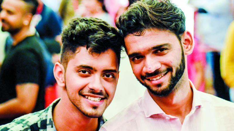 Debendra and Ankit   (Photo: Qgraphy)